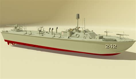 Elco Pt Boat Youtube by Ww2 Pt Boat 3d Models Rpublishing