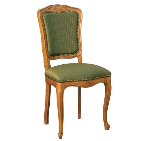 chaise regence merisier meuble de salon contemporain