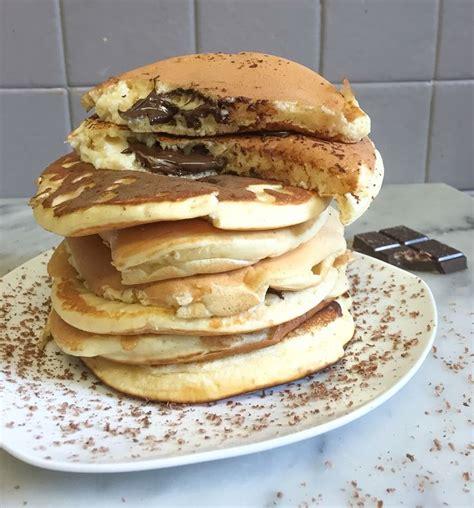 pancakes fourr 233 s au chocolat recette sans gluten sans lactose sans lactose et lactose