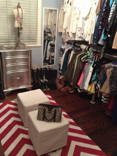 17 best images about organized closet on closet organization purse storage