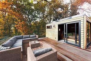 Sauna Im Garten : wellness im garten ~ Markanthonyermac.com Haus und Dekorationen