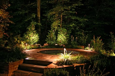 Outdoor Lighting : 8 Easy Steps To Installing Your Own Garden Lighting