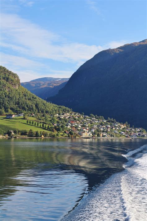 Fjord Cruise Norway by Norwegian Fjords Mountain Highlights Fjord Travel Norway