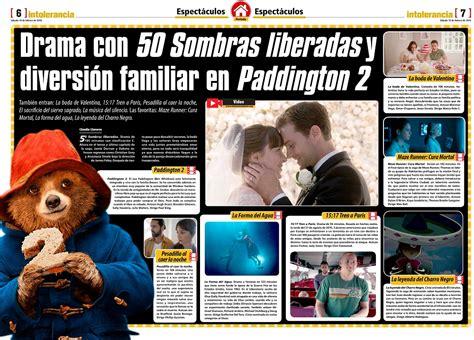 Drama Con 50 Sombras Liberadas Y Diversión Familiar En