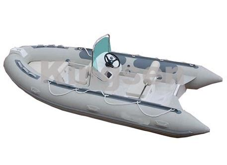 Inflatable Boat Outboard by China Rigid Inflatable Boat With 40hp Outboard Motor