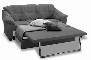 Couch Braun Leder : leder 3er sofa savona mit schlaffunktion braun mit federkern sofas zum halben preis ~ Markanthonyermac.com Haus und Dekorationen