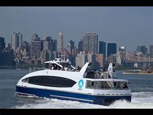 NYC Ferry: Experiencing New York City's new ferry service ...
