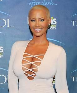 Amber Rose and Blac Chyna host Pool party | Gallery ...
