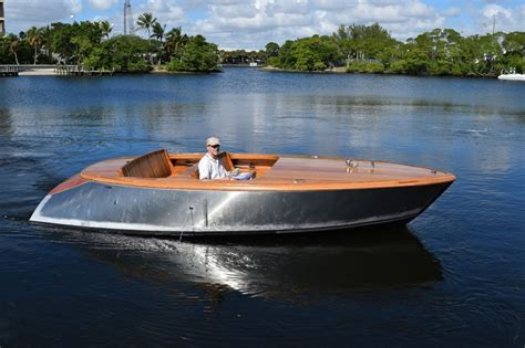 Dream Boat Water by Ruckmarine Electric Sportboats Events And Projects