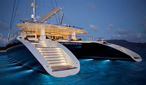 Huge Catamaran Yacht by 2012 World Superyacht Awards Yacht Charter Superyacht News