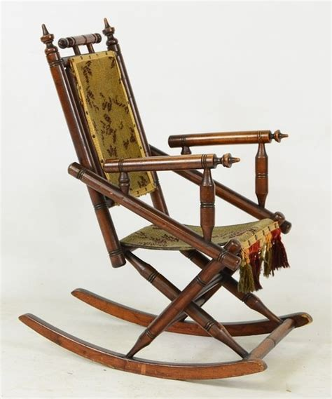 Csmart Folding Rocking Chair by 1000 Images About Eastlake Furniture On