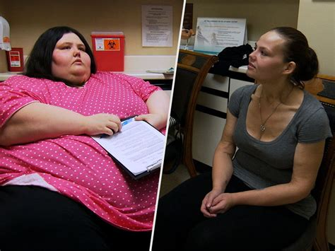 Woman Who Lost Over 500 Lbs. Stops Eating For Days If She