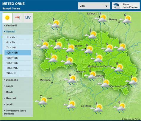 argentan meteo m 233 t 233 o annonce un week end pluvieux en pays d argentan 171 article