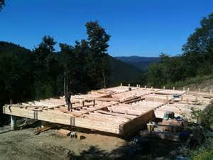 comment construire sa maison en bois