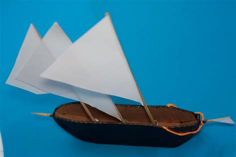 Easy Cardboard Boat Making by How To Make A Cardboard Ship With Pictures Wikihow