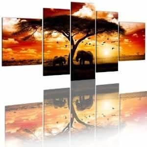Bild 3 Teilig Auf Leinwand : 200x92 riesen format bild auf leinwand 4 teilig abstrakt on popscreen ~ Markanthonyermac.com Haus und Dekorationen