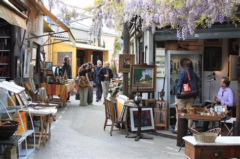flea market ouen porte de clignancourt flea market insiders