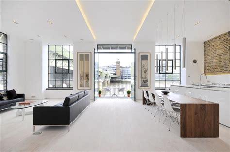 minimalist italian house on a flat open space digsdigs departamento con dise 241 o de interiores contempor 225 neo