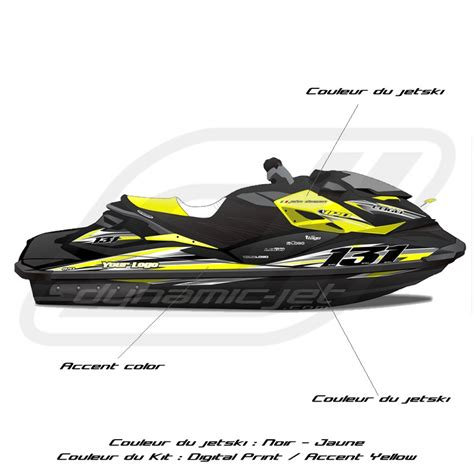 kit deco jet ski seadoo gtx