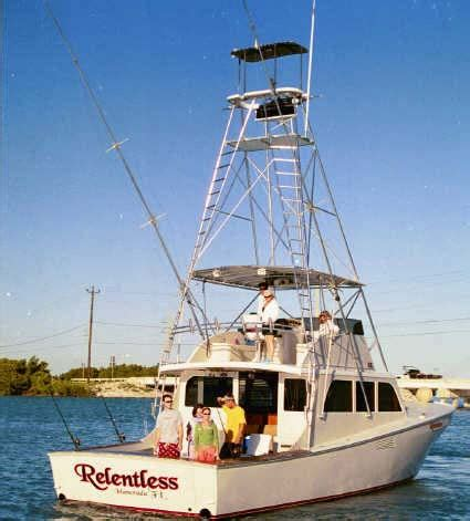 Catamaran Charter Islamorada by Relentless Fishing Charter Islamorada