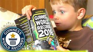 Guinness World Records 2016: Gamer's Edition - YouTube