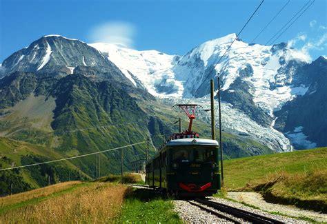 tramway du mont blanc les houches bellevue et mont blanc flickr