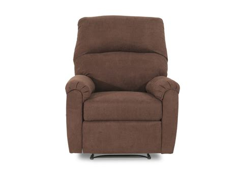 otwell java wall saver recliner mathis brothers furniture