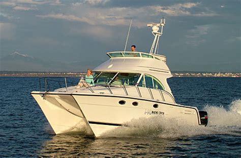 Bay Ocean Boat by Research Glacier Bay Boats 3490 Ocean Runner Power