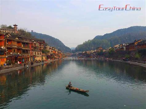 Phoenix Boats Chine Walk by Coco S Adventure To Zhangjiajie Fenghuang Red Stone