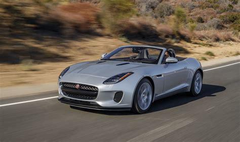 2019 Jaguar F Type Is Designed With Standard Torque