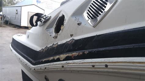 Boat Detailing In Jacksonville Fl by Excel Professional Detailing Fiberglass Inc Boat