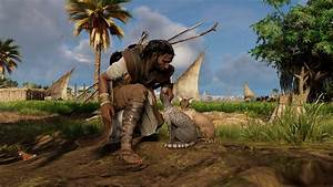 How to Pet Cats in Assassin's Creed Origins - TL;DR Games