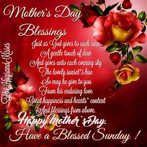 Mothers Day Blessings Happy Mother's Day Pictures, Photos ...