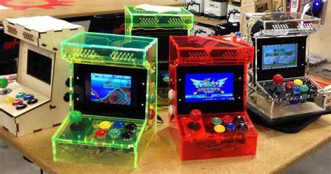Mini Arcade Cabinet Kit by Diy Arcade Cabinet Kits More Porta Pi Arcade Kit