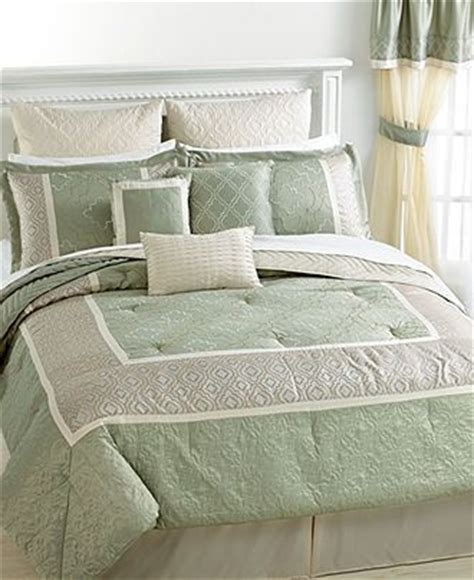 Macys Bed In A Bag by Ashford 22 Comforter Set Bed In A Bag Bed