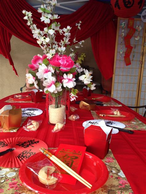 Chinese New Year Party Theme Ideas  Festival Collections