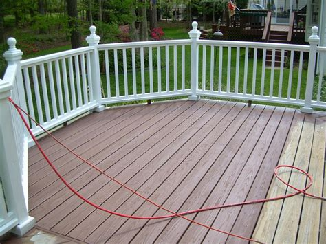 cost to stain deck radnor decoration