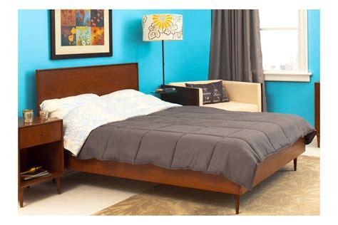 Midcentury Modern Full Bed  Beds  Bedroom By Urbangreen