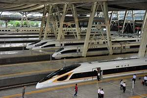 China's High-Speed Trains Are Taking On More Passengers In ...