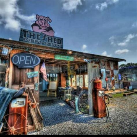 the shed gulfport ms one of the top spots for bbq