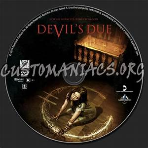 Devil's Due dvd label