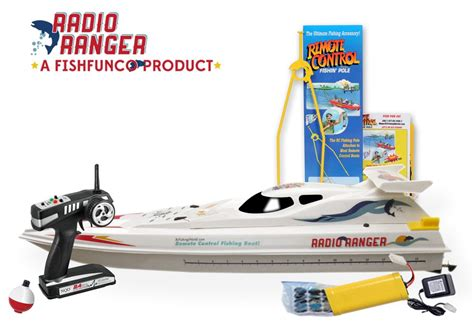 Rc Control Fishing Boat by Catch A Wish With Remote Control Fishing Boat