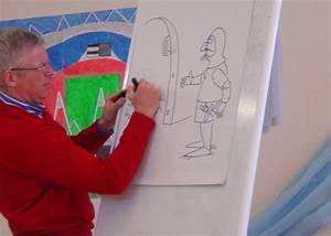 Award-winning children's illustrator opens our new library ...