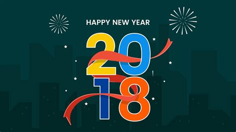 Happy New Year 2018 Download