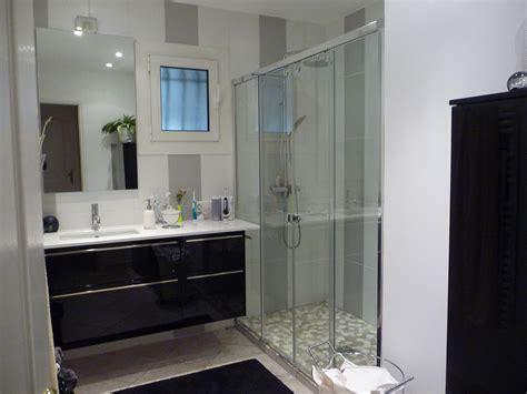 amenagement salle de bain avec italienne