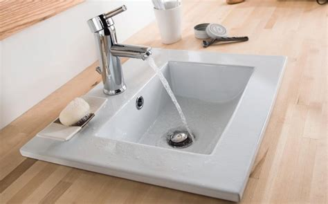 vasque 224 encastrer diy faites le vous m 234 me avec mr bricolage