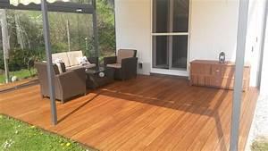 Bambus Dielen Terrasse : bambusterrassen terrassendielen faserbambus karbonisiert ge lt bambus parkett parkettboden ~ Markanthonyermac.com Haus und Dekorationen