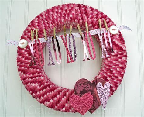 17 Fabulous Diy Valentine's Day Wreath Designs To Adorn