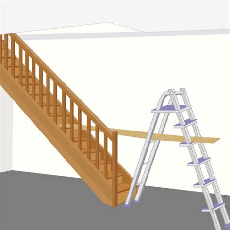 tapisser un escalier papier peint