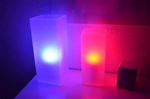 Philips Lampe Bunt : philips hue test led lampen mit smartphone anbindung ~ Markanthonyermac.com Haus und Dekorationen
